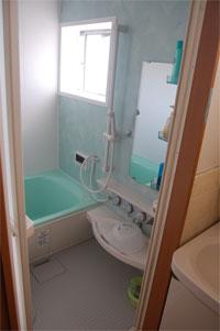 茨木市 お風呂リフォームとオール電化工事