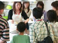 茨木の工務店アラキ建設、IHで簡単クッキング講座